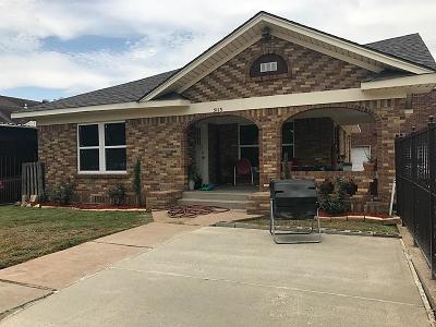 Houston Single Family Home For Sale: 5113 Lindsay Street