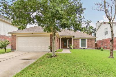 Katy Single Family Home For Sale: 3010 Silver Spur Drive