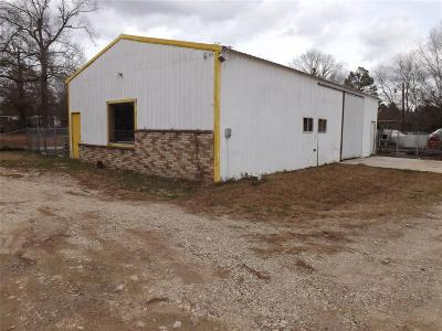 New Caney Single Family Home For Sale: 17505 Fm 1485 Road