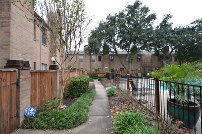 Houston Condo/Townhouse For Sale: 9800 Pagewood Lane #2305