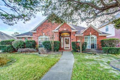 Houston Single Family Home For Sale: 15715 Jamie Lee Drive
