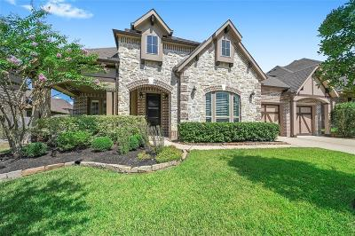 Conroe Single Family Home For Sale: 907 Hunter Ridge Court