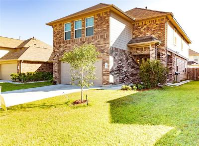 Houston Single Family Home For Sale: 10342 Admirable Path