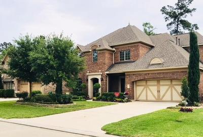 Montgomery Single Family Home For Sale: 139 Pronghorn Place