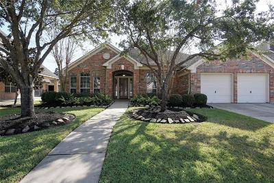 Sugar Land Single Family Home For Sale: 2110 Upland Park Drive