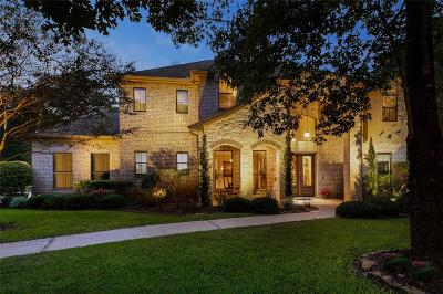 Conroe TX Single Family Home For Sale: $599,500