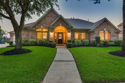 Houston Single Family Home For Sale: 10807 Keystone Fairway Drive