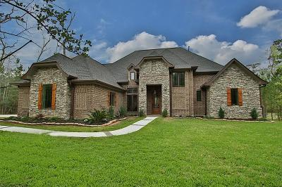 Montgomery Single Family Home For Sale: 6495 Rolling Oak Drive