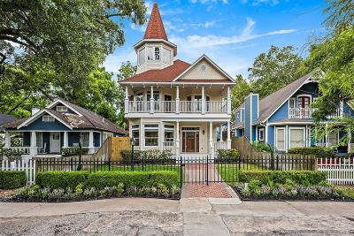 Houston Single Family Home For Sale: 419 W 22nd Street