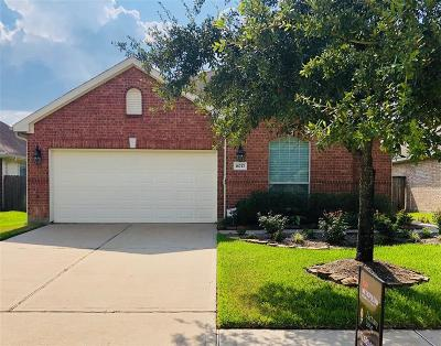 Cypress Single Family Home For Sale: 16727 Blue Shine Trail