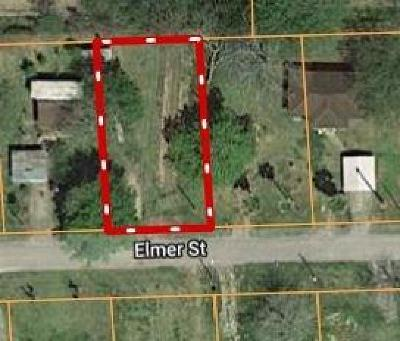 Brazoria Residential Lots & Land For Sale: 107 Tanner Street