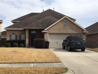 Humble Single Family Home For Sale: 15002 Sierra Ridge Drive