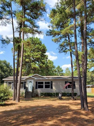Magnolia Single Family Home For Sale: 16402 Ashlyn Timbers Lane