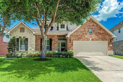 Friendswood Single Family Home For Sale: 4422 W Maple Drive