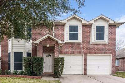 Katy Single Family Home For Sale: 6719 Cypress Glades Drive