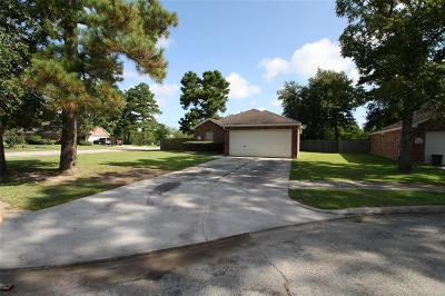 Conroe Single Family Home For Sale: 9821 Rhea Court