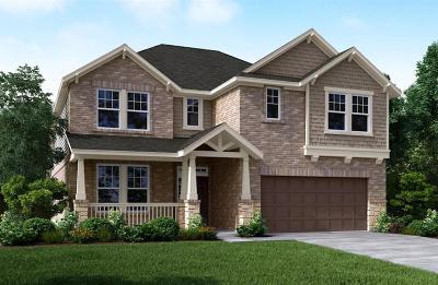 Rosenberg Single Family Home For Sale: 8919 Japonica Drive