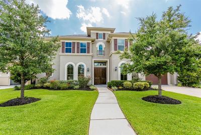 Humble Single Family Home For Sale: 8311 Caroline Ridge Drive