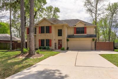 Magnolia Single Family Home For Sale: 6715 Durango Drive