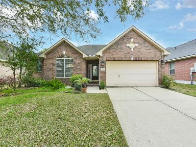 League City Single Family Home For Sale: 536 Mannington