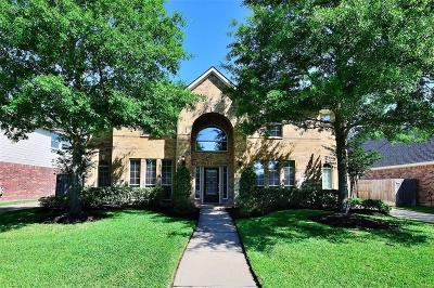 Katy Single Family Home For Sale: 21818 Hidden Falls Court