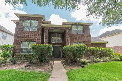 Sugar Land Single Family Home For Sale: 5127 Plantation Colony Drive