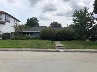 Houston Single Family Home For Sale: 3627 Tartan Lane