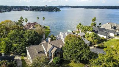 Conroe Single Family Home For Sale: 168 April Waters Drive N