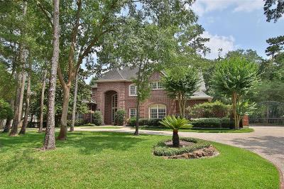 The Woodlands TX Single Family Home For Sale: $1,225,000
