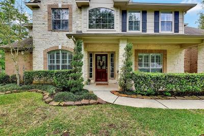 Magnolia Single Family Home For Sale: 12227 E Border Oak Drive