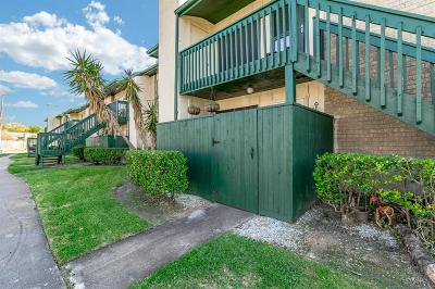 Houston TX Condo/Townhouse For Sale: $87,000