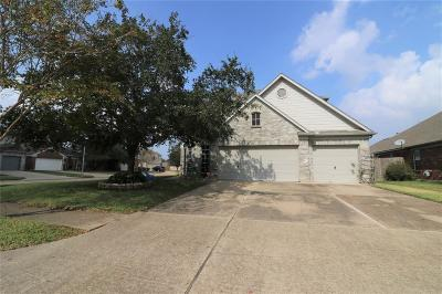 Katy Single Family Home For Sale: 24226 Shaw Perry Lane