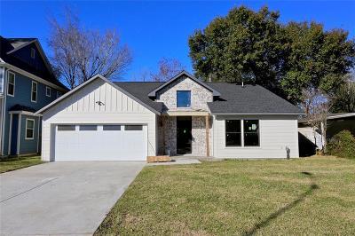 Houston Single Family Home For Sale: 1736 Nina Lee Lane