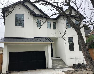 Bellaire Single Family Home For Sale: 4416 Vivian Street