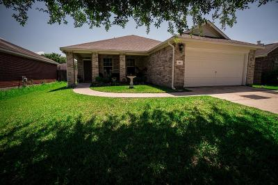 League City Single Family Home For Sale: 247 Rolling Brook Drive