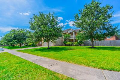 League City Single Family Home For Sale: 2522 Attwater Way