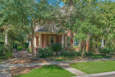 The Woodlands Condo/Townhouse For Sale: 51 W Pipers Green Street