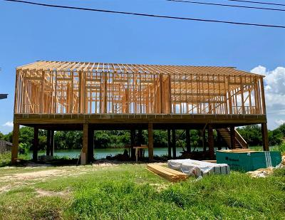 Seabrook Single Family Home For Sale: 1121 E Meyer Road