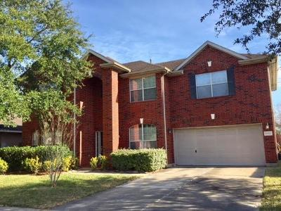 Friendswood Single Family Home For Sale: 16923 Canyon Springs Lane