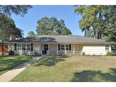 Houston Single Family Home For Sale: 10222 Knoboak Drive