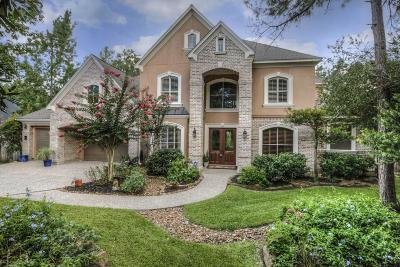The Woodlands Single Family Home For Sale: 59 S Hunters Crossing Circle