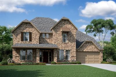 Friendswood Single Family Home For Sale: 4302 Evergreen Drive