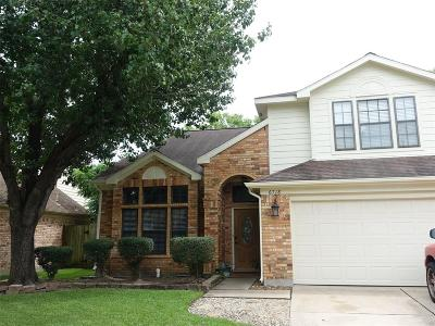 Pasadena Single Family Home For Sale: 6718 Redwood Falls Drive