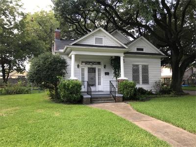 Houston Single Family Home For Sale: 602 E 26th Street