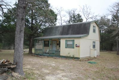 Lee County Country Home/Acreage For Sale: 1407 1407 Fm Cr 436