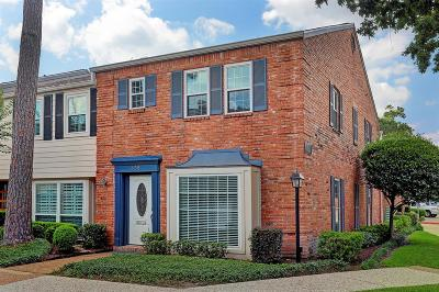 Memorial Single Family Home For Sale: 435 Bendwood Drive #44