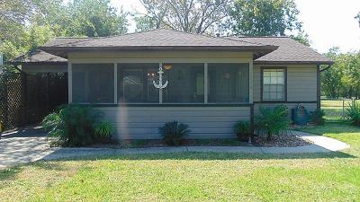 La Porte Single Family Home For Sale: 3134 Fondren Street