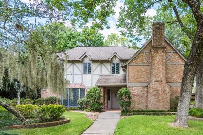 Houston Single Family Home For Sale: 1106 Baltic Lane