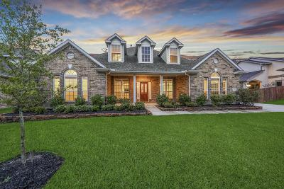 Conroe Single Family Home For Sale: 3298 Explorer Way