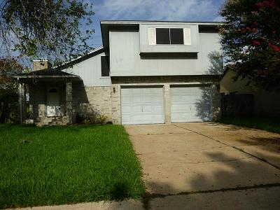 Sugar Land Single Family Home For Sale: 16827 Tranquil Drive